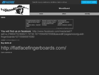 woodguest.websnadno.cz screenshot