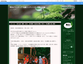 woodies.exblog.jp screenshot
