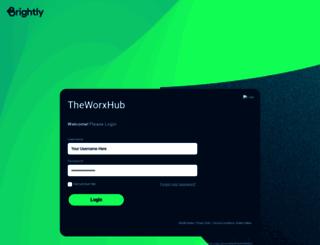 woodlands.theworxhub.com screenshot