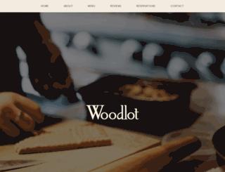 woodlotrestaurant.com screenshot
