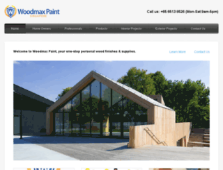 woodmaxpaint.weebly.com screenshot