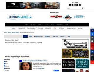 woodmere.longisland.com screenshot