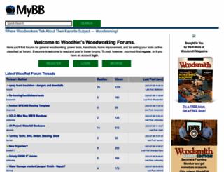 woodnet.net screenshot