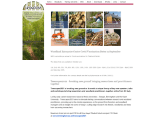 woodnet.org.uk screenshot