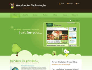 woodpeckertechnologies.com screenshot