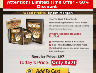 woodprofits.net screenshot