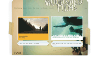 woodshed.com screenshot