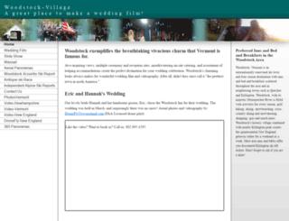 woodstock-village.com screenshot