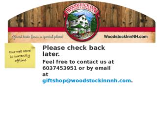 woodstockwares.lightspeedwebstore.com screenshot