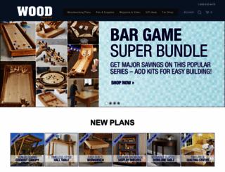 woodstore.net screenshot