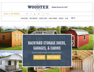 woodtex.com screenshot
