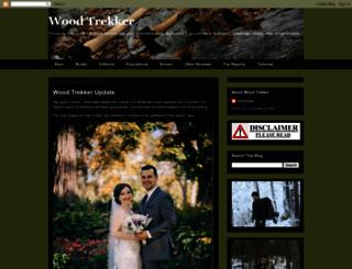 woodtrekker.blogspot.com screenshot