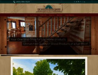 woodworkersshoppe.com screenshot