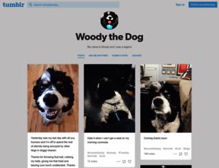 woodythedog.com screenshot