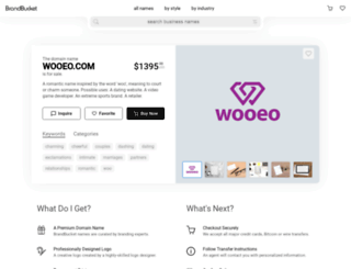 wooeo.com screenshot