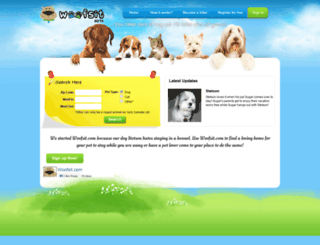 woofsit.com screenshot