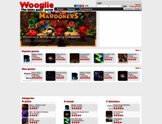 wooglie.com screenshot
