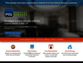 woollyglove.com screenshot