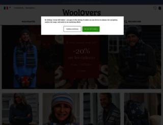 woolovers.fr screenshot
