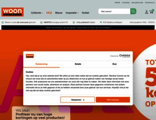 woonexpress.nl screenshot