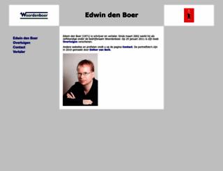woordenboer.nl screenshot