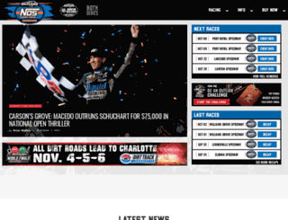 woosprint.com screenshot