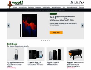 woot.com screenshot