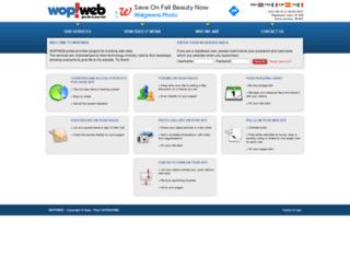wopweb.net screenshot