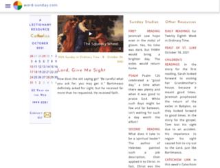 word-sunday.com screenshot