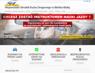 word.bielsko.pl screenshot