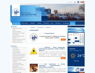 word.rzeszow.pl screenshot