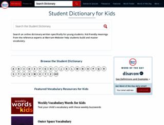 wordcentral.com screenshot