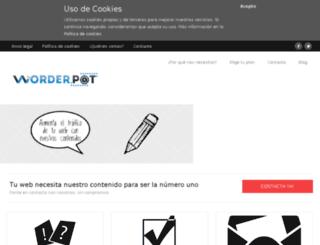 worderpat.com screenshot