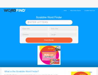 wordfind.com screenshot