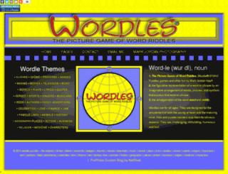 wordlepuzzles.com screenshot