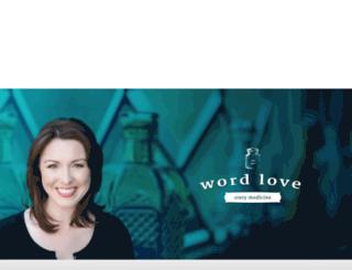 wordlovebykate.com screenshot
