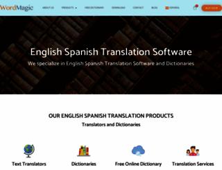 wordmagicsoft.com screenshot