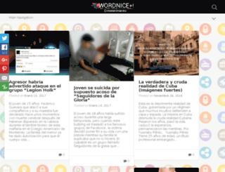 wordnice.net screenshot