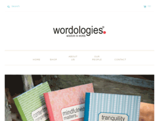 wordologies.com screenshot