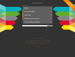 wordprass.com screenshot