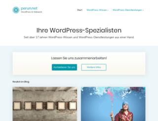 wordpress-buch.de screenshot