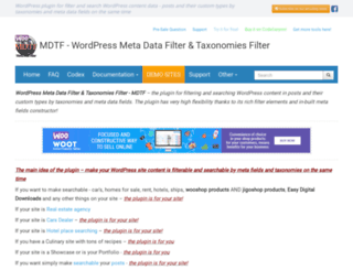 wordpress-filter.com screenshot