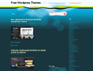 wordpress-themes-for-free.blogspot.com screenshot