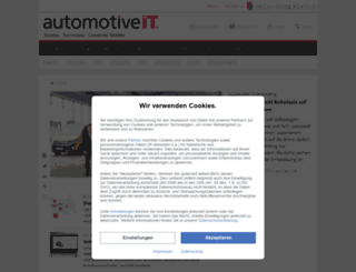 wordpress.automotiveit.eu screenshot