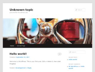wordpress.topwpthemes.com screenshot