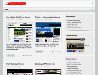 wordpressthemesfree.org screenshot