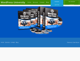 wordpressuniversity.com.ng screenshot