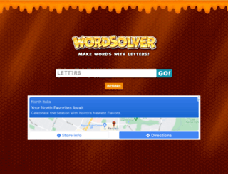 wordseeker.net screenshot