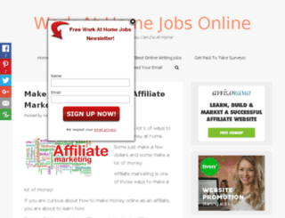 work-at-home-jobsonline.com screenshot