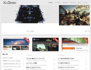 work.xuui.net screenshot
